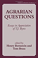 Agrarian Questions (Library of Peasant Studies)
