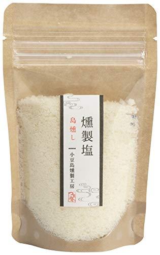 小豆島燻製工房 つまみや 燻製塩 80g