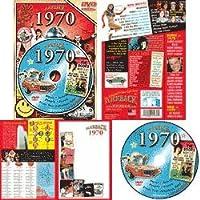 1970Flickback DVD Greeting Card