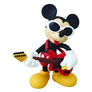 VCD MICKEY MOUSE (GRUNGE ROCK Ver.)(ノンスケール PVC製塗装済み完成品)