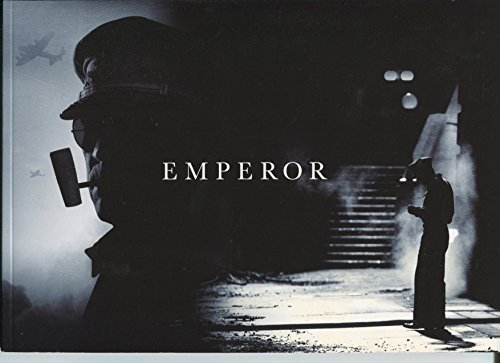 終戦のエンペラー映画パンフレット 監督 ピーター・ウェーバー...