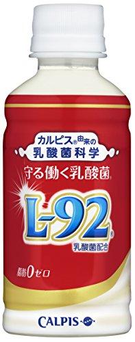 [2CS]カルピス 守る働く乳酸菌 L-92 200ml×4...