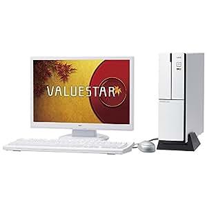 NEC デスクトップパソコン VALUESTAR L VL150/TSW(Office Person