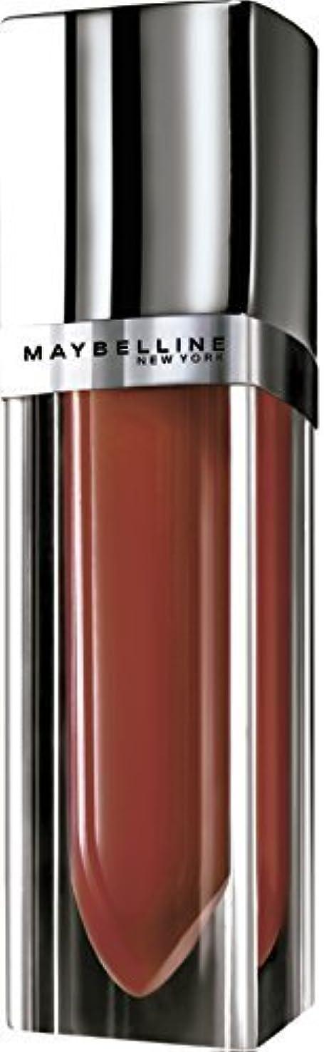 つぶす蒸し器テーブルを設定するMaybelline Color Sensational Elixir Lipgloss, Fuchsia Flourish 5 ml by Maybelline