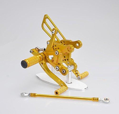 CBR400 NC29 CBR900/919/893 バックステップ CNC加工 金
