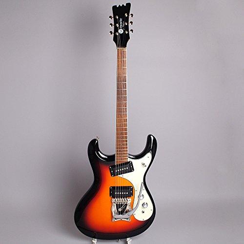mosrite SuperCustom65/Sunburst エレキギター (モズライト 黒雲)