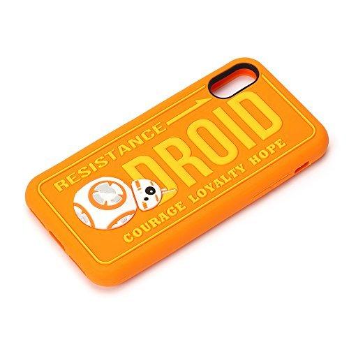 PGA iPhone X用 シリコンケース(BB-8) PG...