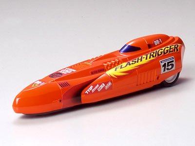 ミニ四駆 DR-1 フラッシュトリガー( オレンジ )