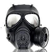 特殊部隊 仕様 M04 ガスマスク 曇り防止ファン搭載