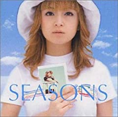 浜崎あゆみ「SEASONS」のCDジャケット