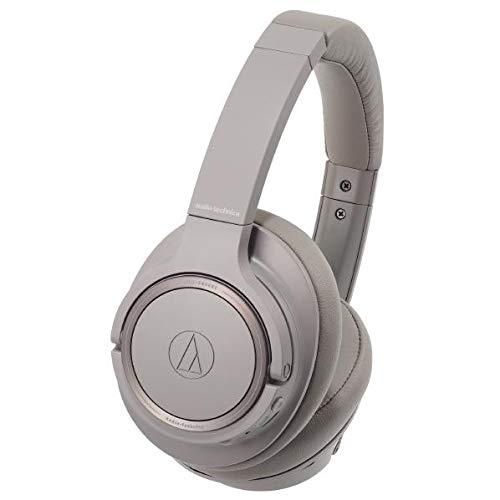 オーディオテクニカ ハイレゾ・Bluetooth対応 ダイナミック密閉型ヘッドホン(ブラウン)audio-technica ATH-SR50BT-BW