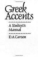 Greek Accents