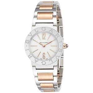 [ブルガリ]BVLGARI 腕時計 ブルガリブルガリ ホワイト文字盤 BBL26WSSPGD レディース 【並行輸入品】