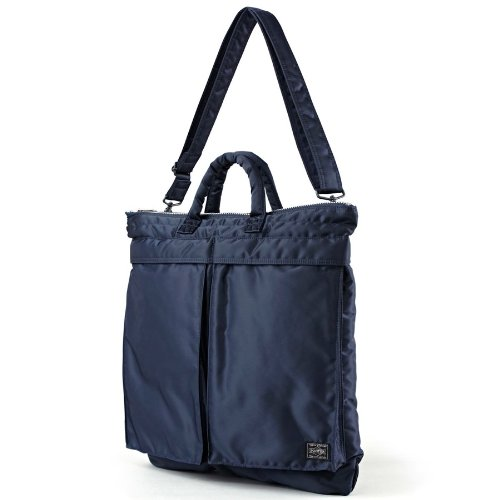 (ヘッド・ポーター) HEAD PORTER | TANKER-ORIGINAL | HELMET BAG NAVY