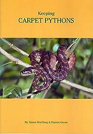 Books Keeping Carpet Pythons