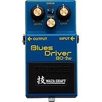 BOSS ボス Waza Craftシリーズ Blues Driver BD-2W(J)