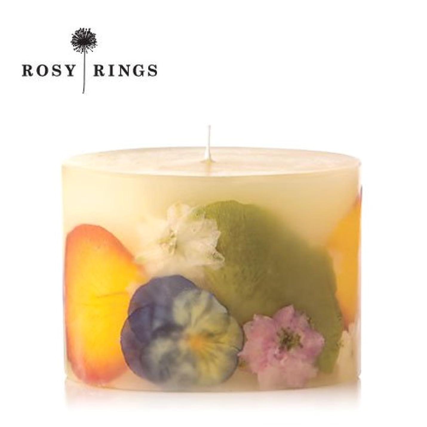 つま先形式実際【正規取扱店】 ROSY RINGS プティボタニカル キャンドル ?オレンジブロッサム&ハニー? PETITE BOTANICAL COLLECTION (ロージーリングス)