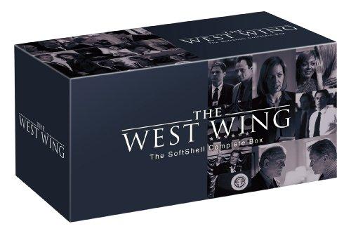 ザ・ホワイトハウス  〈シーズン1-7〉 コンプリートDVD BOX(42枚組) [初回限定生産]