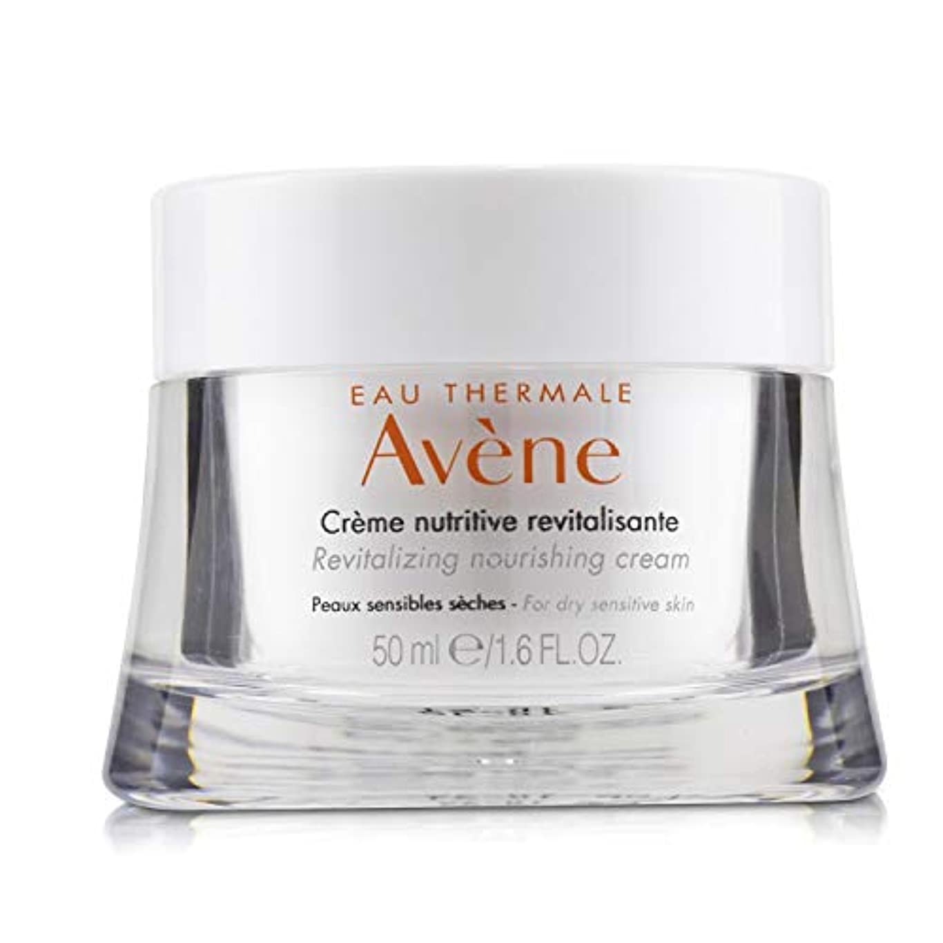 かどうか兵士センターアベンヌ Revitalizing Nourishing Cream - For Dry Sensitive Skin 50ml/1.6oz並行輸入品