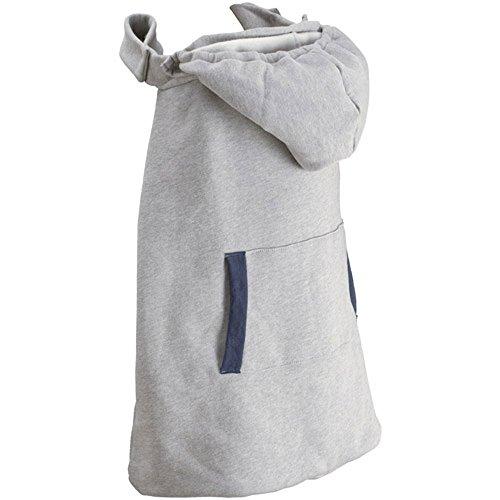 リスネコ(Lisnec) 抱っこひもカバー ベビーキャリアカバー 防寒軽量 ウィンターカバー  ウォーマー フ...