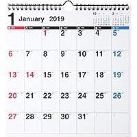 高橋 2019年 カレンダー 壁掛け B4変型 E78 ([カレンダー])
