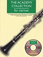 The Academy Collection for Clarinet with CD (Audio) (Academy Collections)