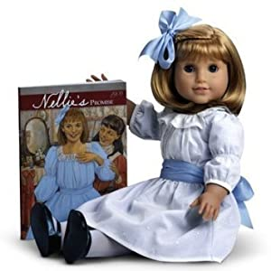 American Girl (アメリカンガール) Nellie Doll & Paperback Book ドール 人形 フィギュア(並行輸入)