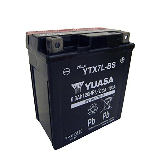 台湾ユアサ YTX7L-BS