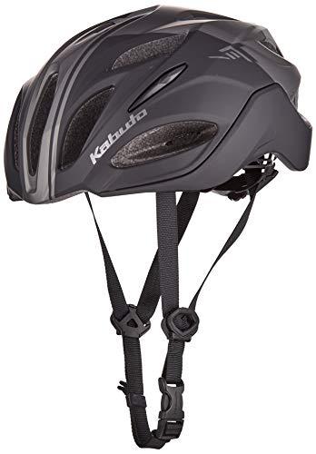 OGK KABUTO(オージーケーカブト) ヘルメット VITT (ヴィット) カラー:G-1マットブラック サイズ:S/M