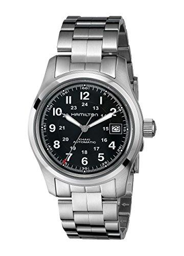 [ハミルトン]HAMILTON 腕時計 KHAKI FIELD AUTO H70455133 メンズ [正規輸入品]