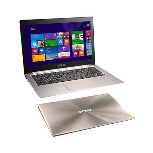 エイスース ASUS ゼンブック Zenbook ノートパソコン Laptop タッチスクリーン touchscreen UX303LA-DB51T  13.3Inch【Intel Core i5 1.7 GHz/8GB RAM/128GB SSD/Windows 8.1】米国版 US version Keyboard OS 【並行輸入品】