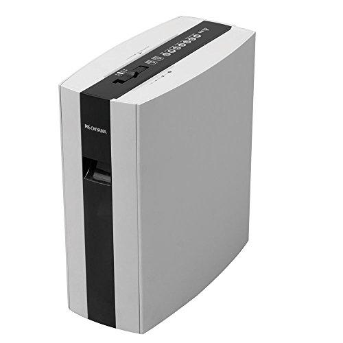 アイリスオーヤマ シュレッダー 細密 PS5HMSD ホワイト
