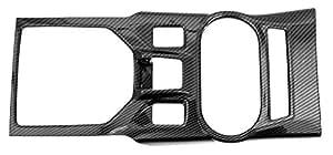Gold Jack スバル XV GT インプレッサ スポーツ G4 カーボン調 シフトパネル センター パネル カバー コンソール シフト スイッチ 内装 インテリアパネル カスタム パーツ SUBARU