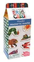 Eric Carle Wooden Magnetic Shapes【即日・翌日発送】