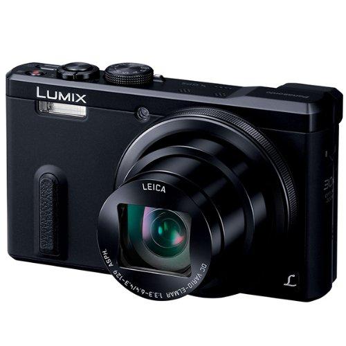 Panasonic デジタルカメラ ルミックス TZ60 光学30倍 ブラック DMC-TZ60-K