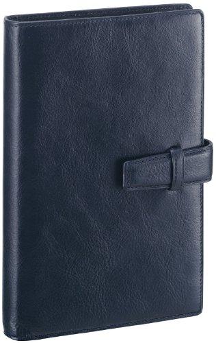 ダ・ヴィンチ 聖書サイズ システム手帳 リング15mm DB3006 K [ネイビー]
