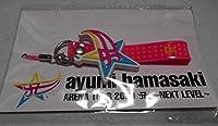 浜崎あゆみ 2009ツアー ストラップ PINK