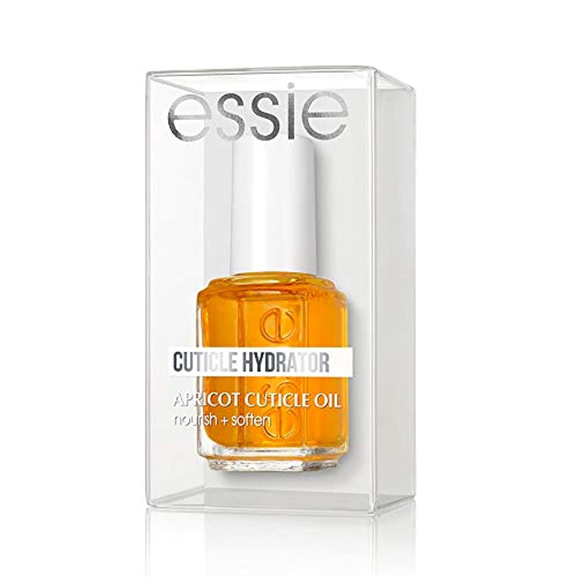 抹消たっぷり記念品Essie(エッシー) アプリコット キューティクルオイル