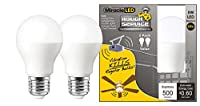 MiracleLED RoughサービスLEDエネルギーセーバー家庭用交換用電球 36-Pack 604068 1