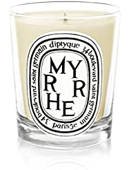 Diptyque Candle Myrrhe / Myrrh 190g (Pack of 6) - DiptyqueキャンドルMyrrhe /ミルラの190グラム (x6) [並行輸入品]