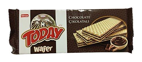 クリート エルヴァン トゥデイ ウェハース チョコレート味 18枚×20個