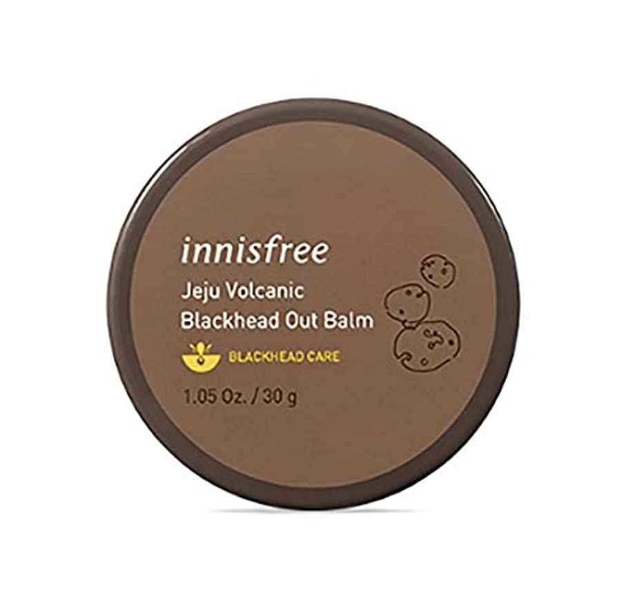 ゆりかご代名詞詳細なイニスフリー(Innisfree) Jeju Volcanic Black Head Out Balm 30g/1.01oz