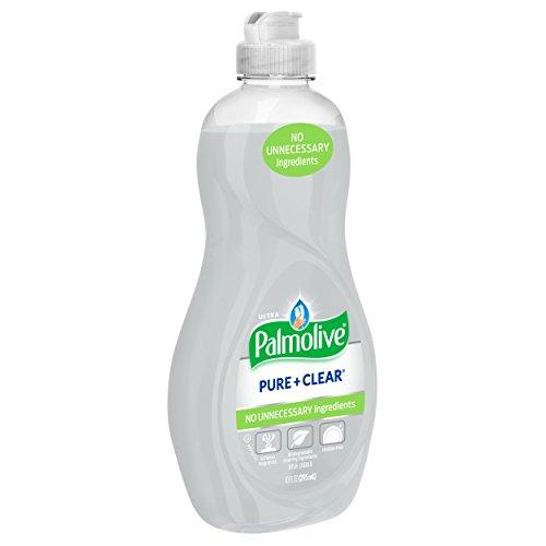 ディッシュリキッド ピュアプラスクリア ボトル295ml