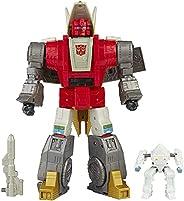 Transformers Toys Studio Series 86-07 Leader Class The Transformers: The Movie 1986 Dinobot Slug Action Figure