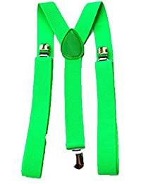 Fashion Suspenders By Outer Rebel ACCESSORY メンズ US サイズ: One Size カラー: グリーン