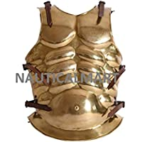 Roman真鍮マッスルCuirassウェアラブルGreekマッスルArmour NAUTICALMART