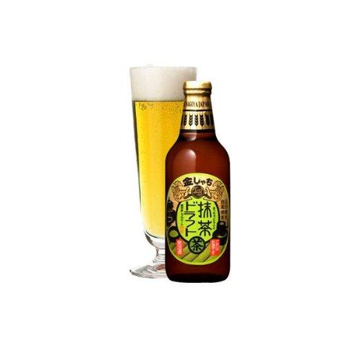 【金しゃちビール】抹茶ドラフト 330ml×6本 -