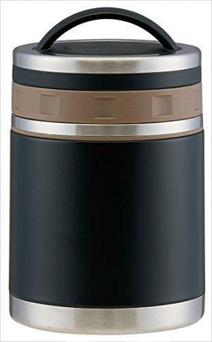 保温 保冷 スープジャー 520ml 大容量 アースカラー ブ...
