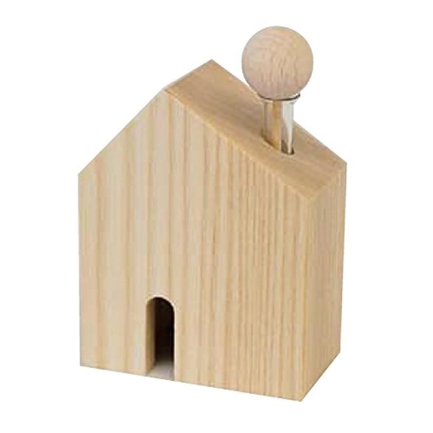 腹部年特別にカリス成城 アロマ芳香器 木のお家
