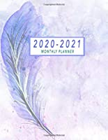 2020-2021 Monthly Planner: 2 Year Jan 2020 - Dec 2021 Daily Weekly And Monthly Planner With Holidays, 24-Month Calendar 2 Year Monthly Planner Calendar Schedule Organizer January 2020 to December 2021 Calendar (2020-2021 Monthly Planner, 2020-2021 Calendar Planner, Schedule Organizer Appointment Notebook Agenda With Holidays)